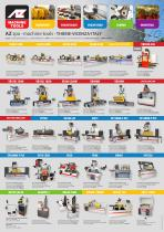 A complete range of grinding machines for engine rebuilding