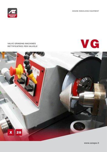 VG Rettificatrici per valvole