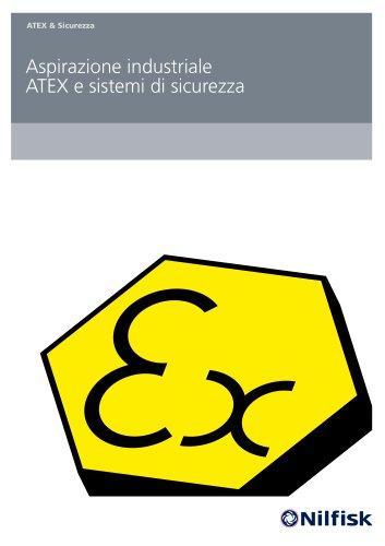 Aspiratori industriali ATEX e sistemi di sicurezza