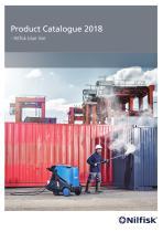 Product Catalogue 2018 - Nilfisk blue line