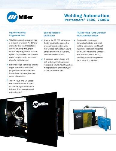 PerformArc 750SW