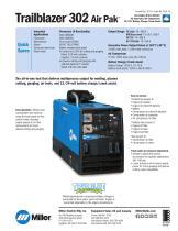 Trailblazer®302 Air Pak