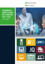 STRUMENTAZIONE DI MISURA E VERIFICA 2019 / 2020 CATALOGO GENERALE