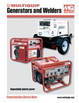 Welder/Generators Brochure