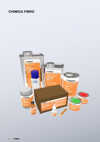 Catalogo PDF (Prodotti chimici per Fibro)