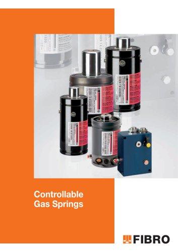 Controllable Gas Springs / 可调节 空气弹簧