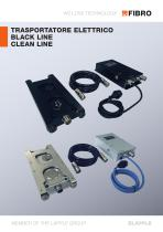 CONVOGLIATORE ELETTRICO BLACK LINE CLEAN LINE - 1