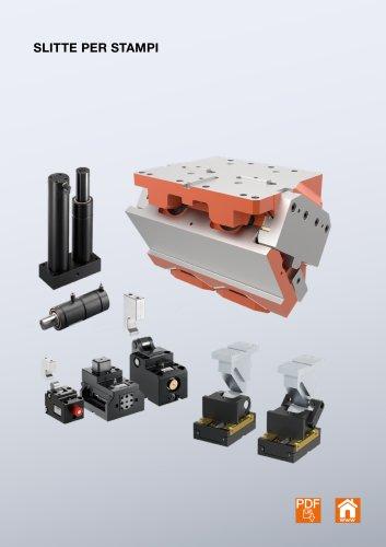 Slitte portautensili per attrezzi per la costruzione di utensili