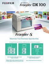 Frontier-S DX100 Brochure