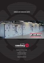 AIRBOX air handling units