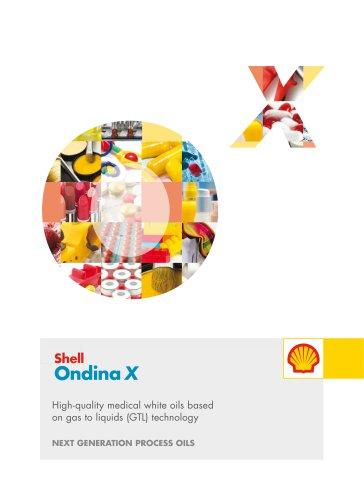 Shell Ondina X