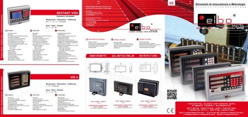 depliant visualizzatori per rettifiche, elettroerosione edm, trapani radiali e alesatrici »