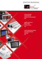 Digital reaD-outs Positioners oPtical scales cnc