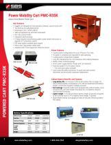 PMC-J5 POWER CART