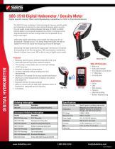 SBS-3510 Digital Hydrometer