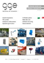 Catalogo tecnico 2017
