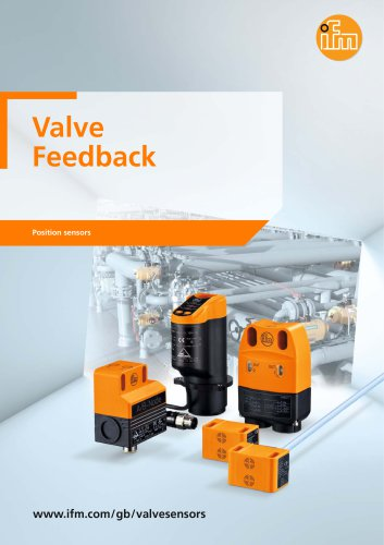 Feedback systems for valves and valve actuators 2012