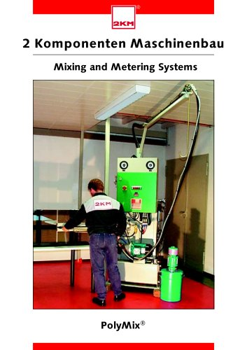 Mixing and Metering Systems