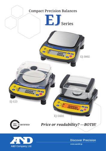 EJ Series of Compact Precision Balances