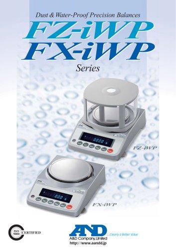 Precision Balance/FZ-iWP & FX-iWP series