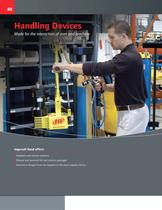 Handling Device Catalog
