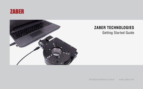 ZABER TECHNOLOGIES