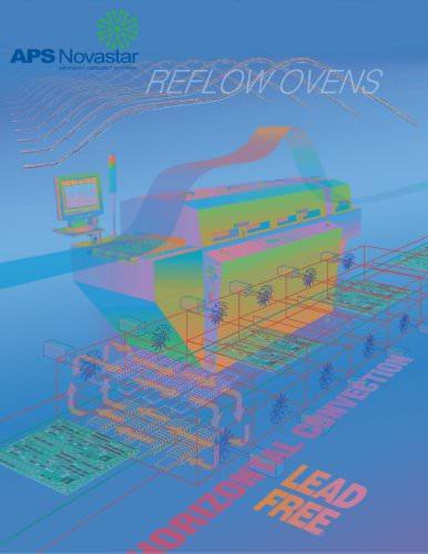 1800HT Conveyor Reflow Oven