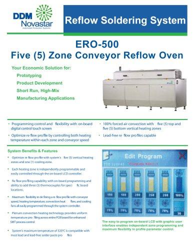 ERO-500 Conveyor Reflow Ovens