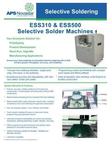 ESS Selective Soldering Machines