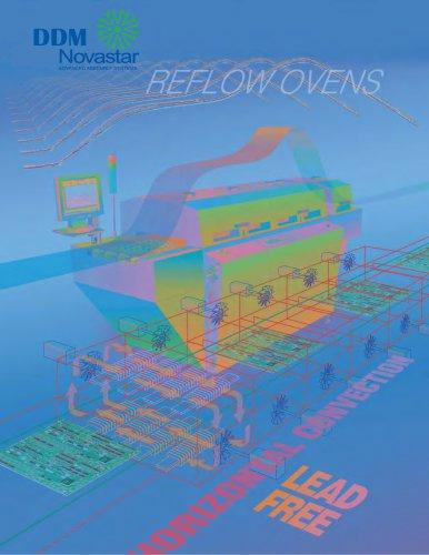 GF-120HT Reflow Oven