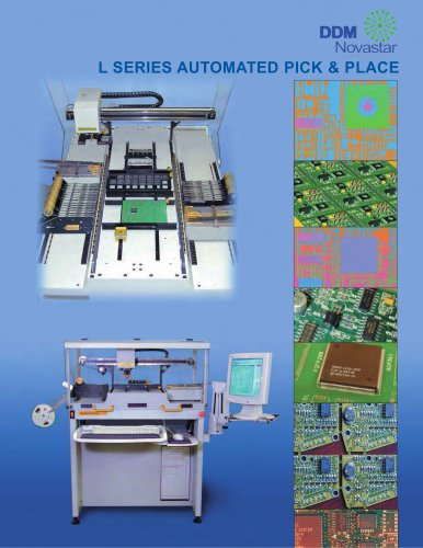 LS40 Pick and Place Machine