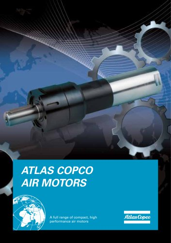 ATLAS COPCO AIR MOTORS