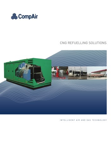 CNG REFUELLING SOLUTIONS