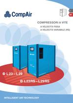 compressori L 23 - L29, RS