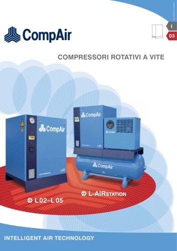 compressori L02 - L05