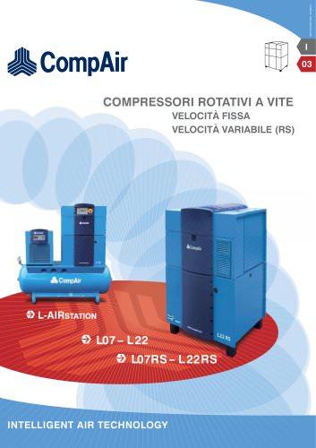 compressori L07 - L22, RS