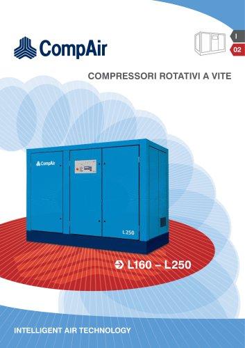 compressori L160 - L250, RS
