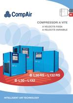 compressori L30 - L132, RS
