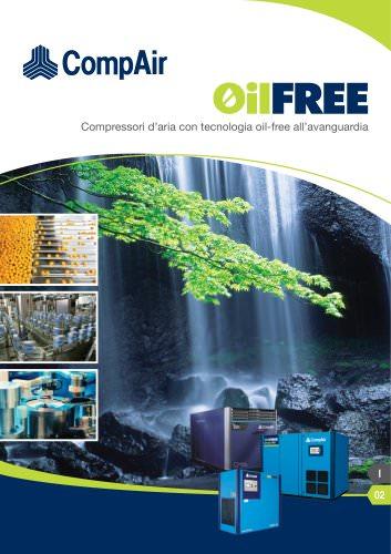 Compressori senza olio