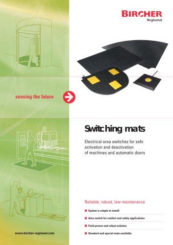 Brochure Safety Mats