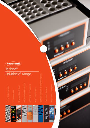 Techne® Dri-Block® range