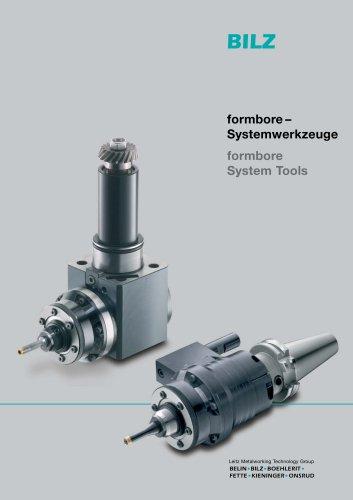 formbore System Tools