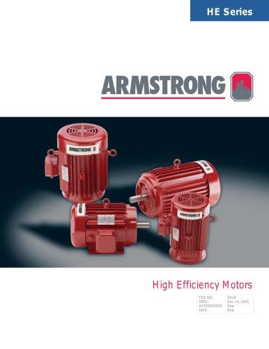 High-Efficiency Motors