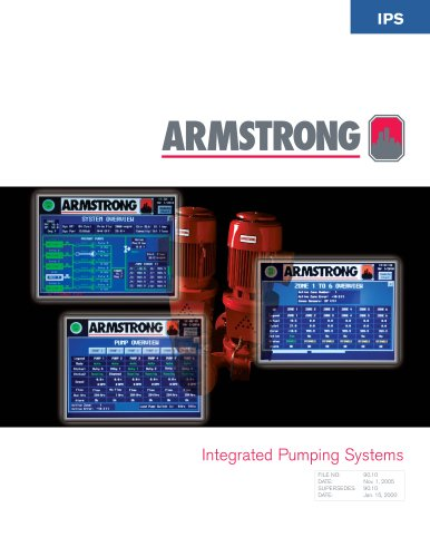 Integrated Pumping Systems