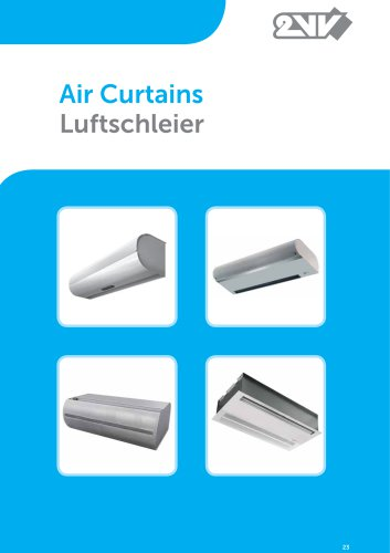 Air Curtains - 2VV