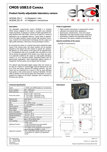 UK39266 adjustable camera