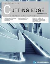 Cutting Edge - DANOBATGROUP´s customer Magazine