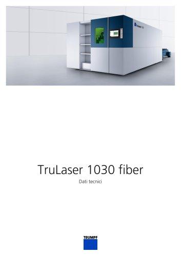 TruLaser 1030 fiber