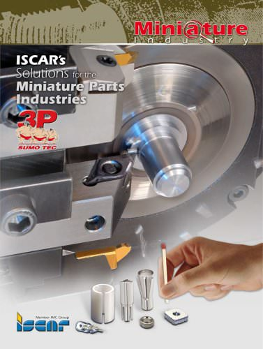 Solution for the miniature parts industries