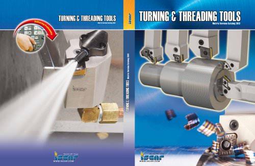 Turning & Threading Tools